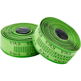 Fizik Superlight Tacky Handlebar Tape Fizik Logo green